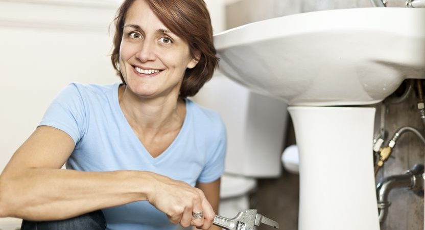 Women can be Just as Handy When it Comes to Tackling Home Repairs